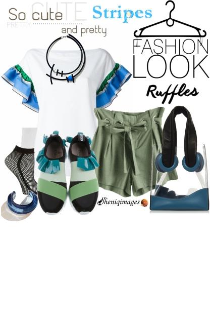 Summer Fashion by Sheniq