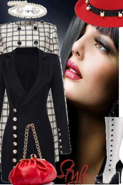 #710- Модное сочетание