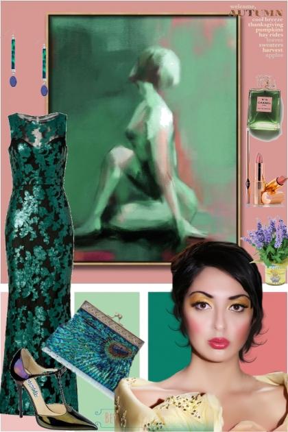 #713- Модное сочетание