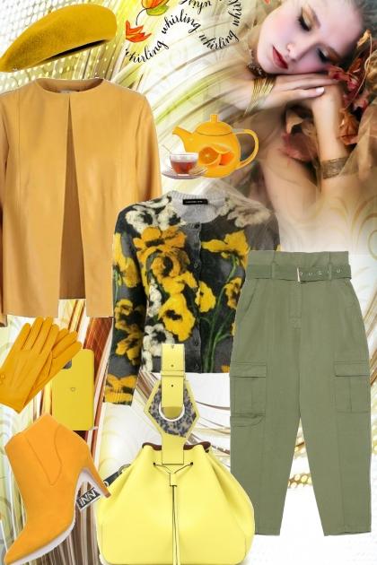 #722- Модное сочетание