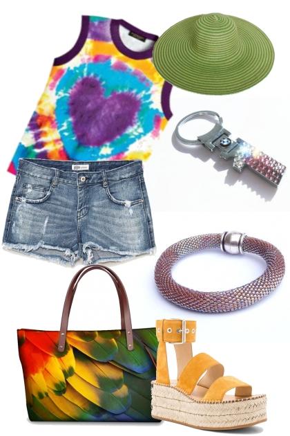Hot summer!!!- Modna kombinacija