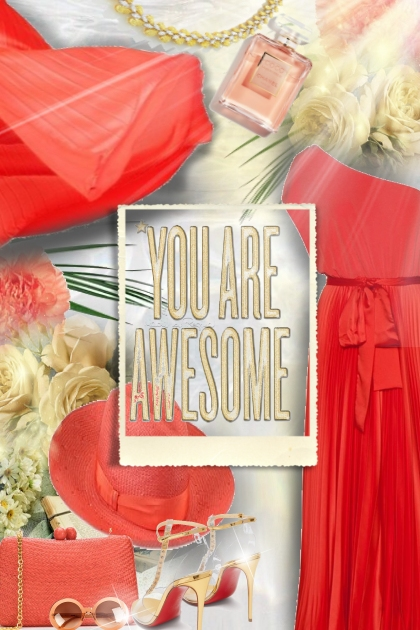 You are awesome....!