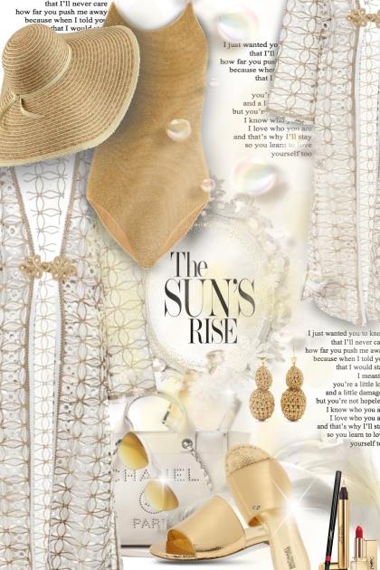 The sun's rise- Fashion set
