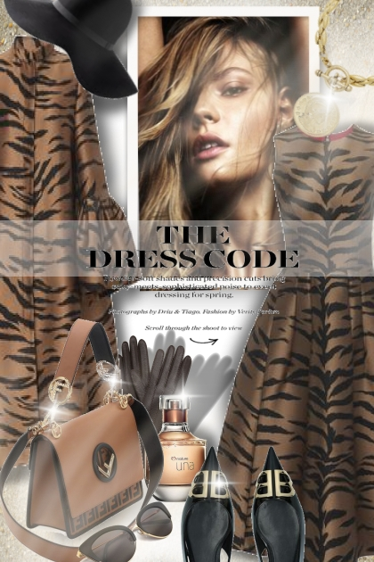 The dress code- Kreacja