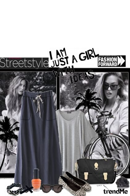 Street style.....