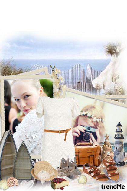 Wear White......
