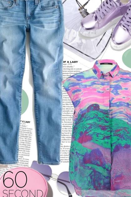 Colors- Combinazione di moda