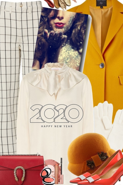 HAPPY 2020....- Modekombination