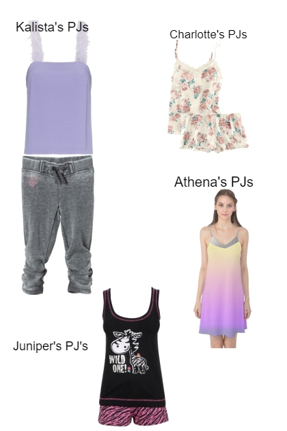 The Girls' PJs