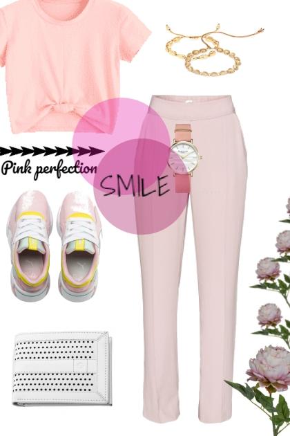 smile- Modna kombinacija