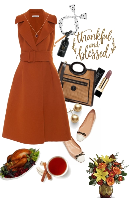 Happy Thanksgiving- Fashion set