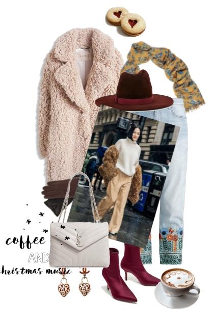 Bohemian winter- Fashion set