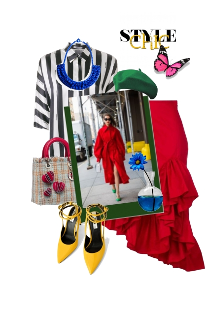 Everything in one- Fashion set