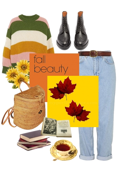 fall beauty