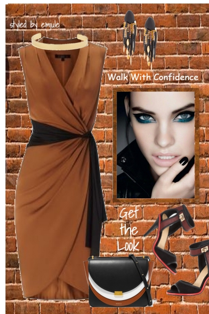 Go With Brown & Black