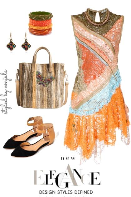 Colorful Lace