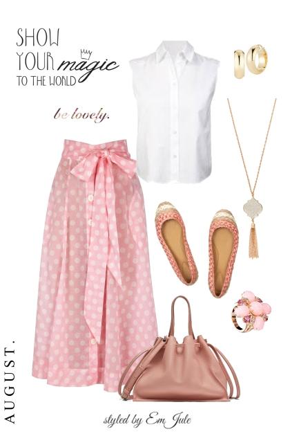 Be Lovely- Combinazione di moda