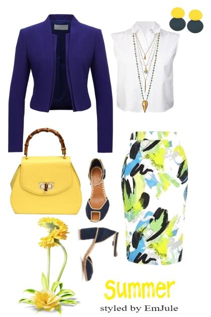 Summer- Combinazione di moda