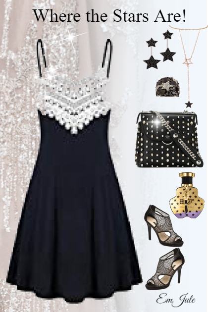 Where the Stars Are- Combinazione di moda