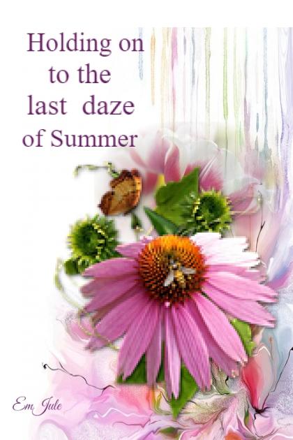 Last 'Daze' of Summer