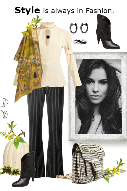 Style?  Always!