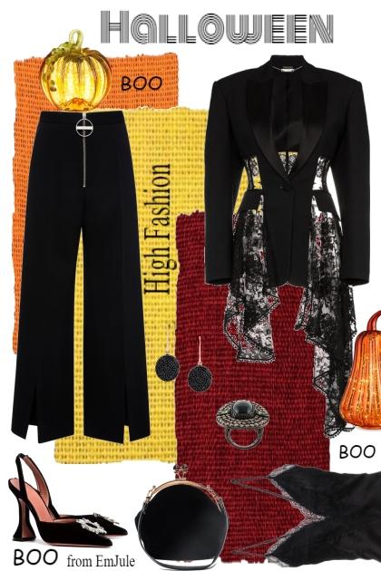 High Fashion BOO