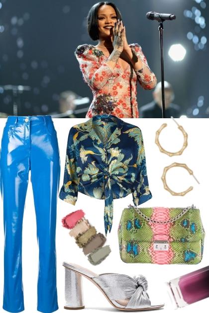 Concert for Rihanna