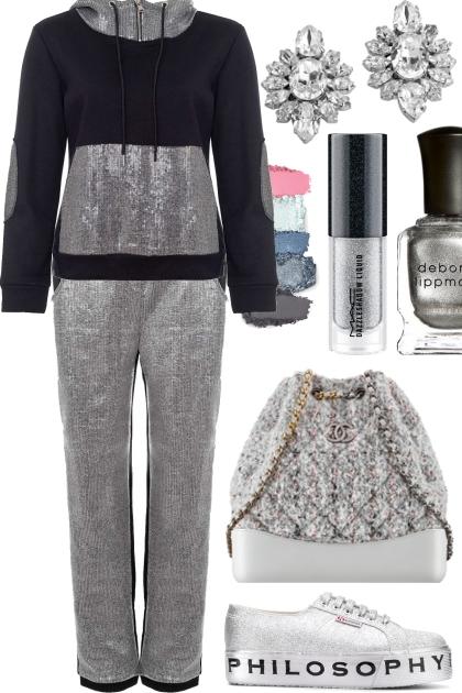Q Sparkling gray