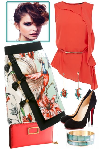 Coral for Spring