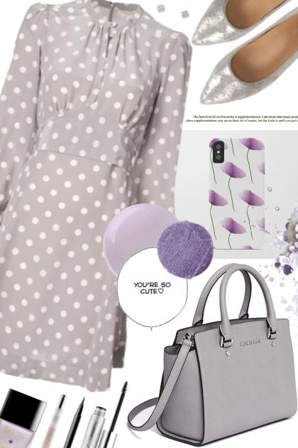 OOTD. Soft Lavender Trend