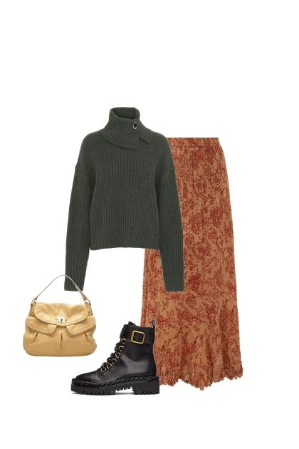 rtey- combinação de moda