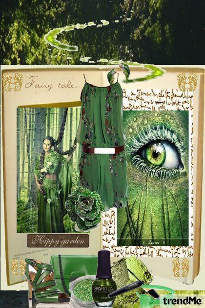 Zelena Čarolija
