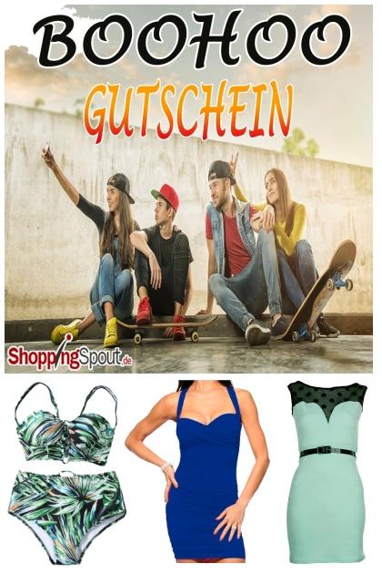 Boohoo Gutscheincode bei Shoppingspout.de