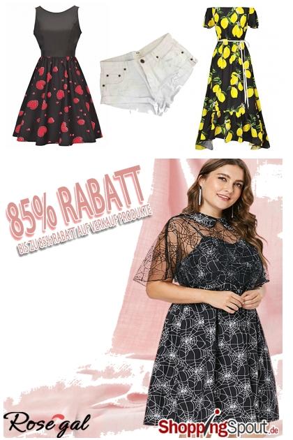 Rosegal Rabattcode
