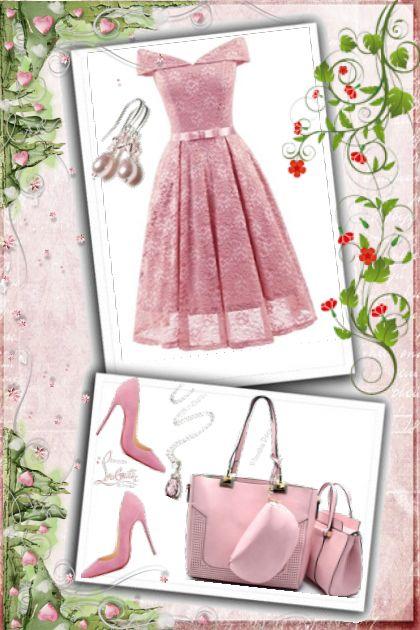 Elegant Rose Pink!