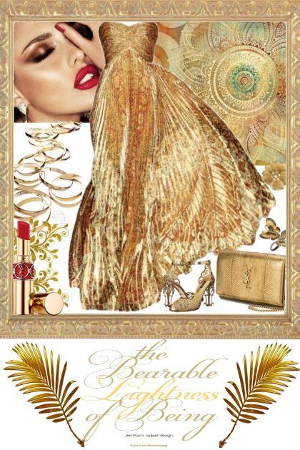 Golden Glamour!