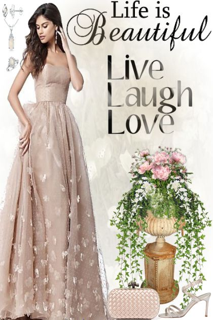 Live, Laugh, and Love!