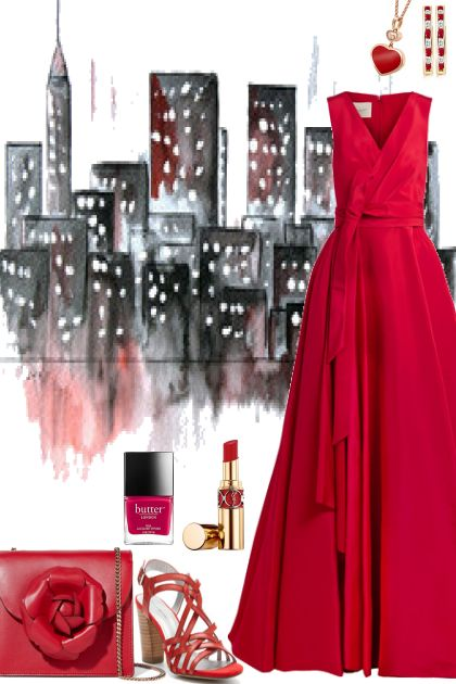 Go Paint The Town Red!