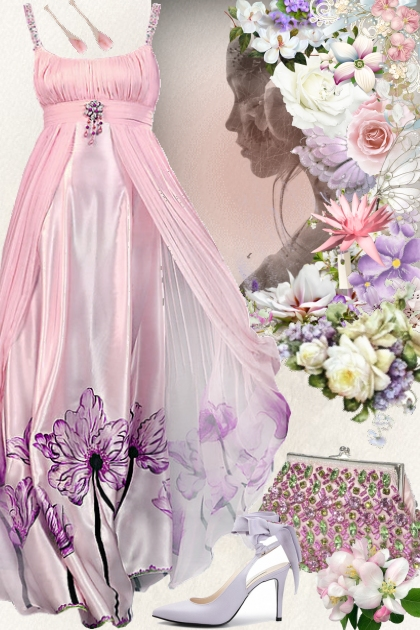 Dreamy Pink Gown!