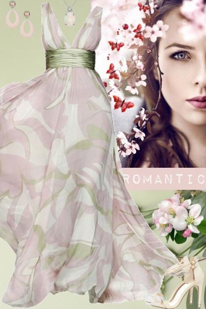 Romantic Evening Gown!