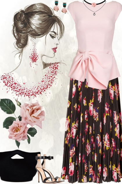 Pink Elegance!