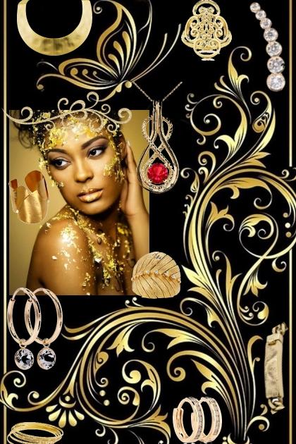 Gold Jewelry!