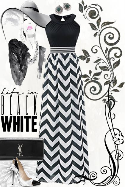 Life In Black & White!