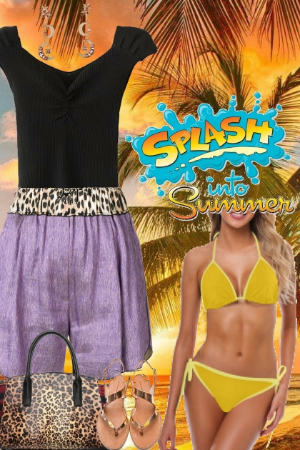 Splash Into Summer!