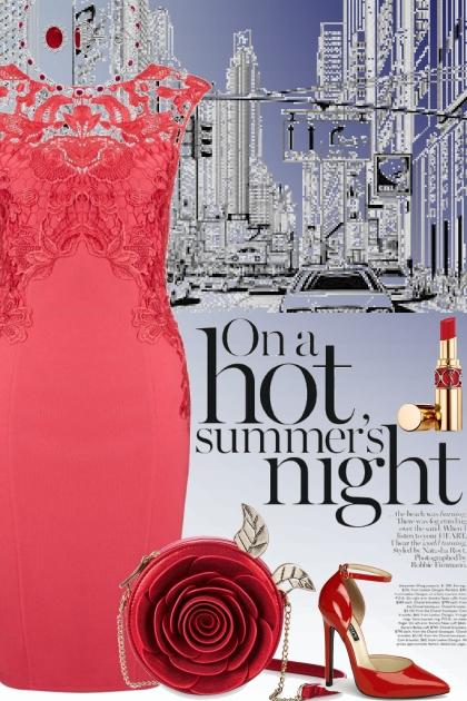 Hot Date Night!- Combinazione di moda