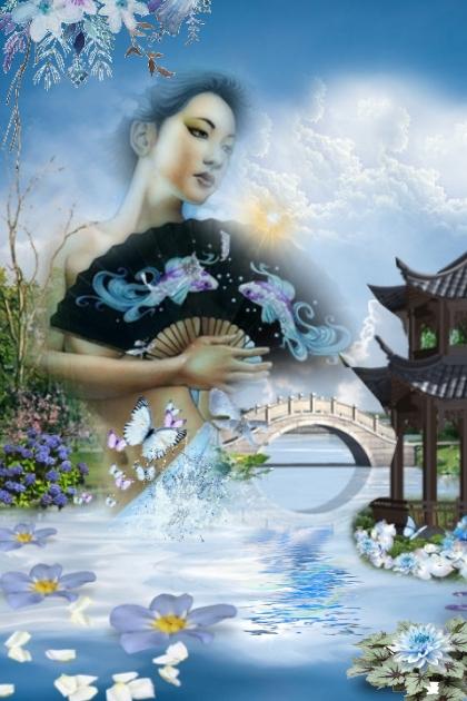 Oriental Beauty!