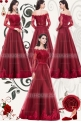 Ravishing Red Gown!