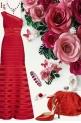 Glamorous Ruby Red!