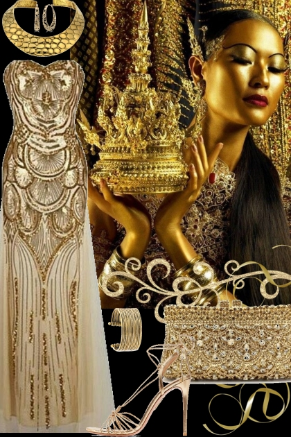 Golden Opulence!