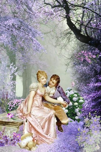 Victorian Courtship!